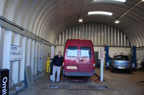Blueline Buildings | Portable Garages, Auto Mechanics ...